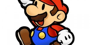 Paper Mario Sticker Stars - E3 2012 Gameplay Demo