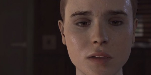 Beyond: Two Souls - E3 2012 Trailer