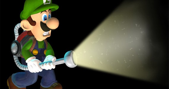 Luigi's Mansion Dark Moon - E3 2012 Trailer