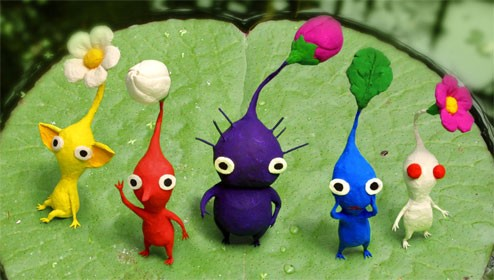 Pikmin 3 - E3 2012 Gameplay Demo