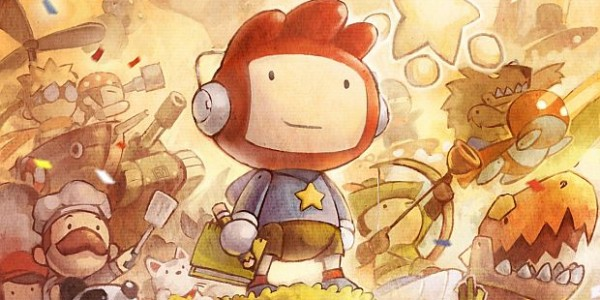 ScribbleNauts Unlimited - E3 2012 Trailer