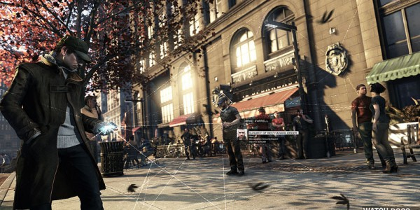 Watch Dogs - E3 2012 Game Demo